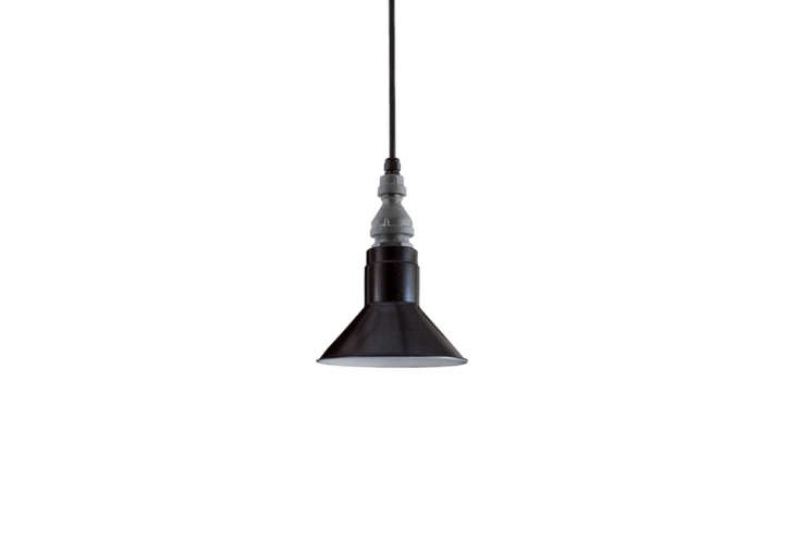 the barn light electric canal street soho pendant comes in a few blue shades; \ 20