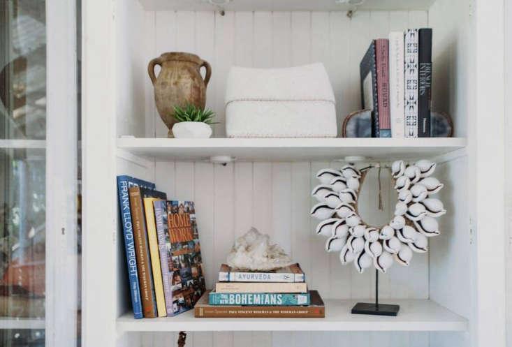 bookshelf white painted global style awards