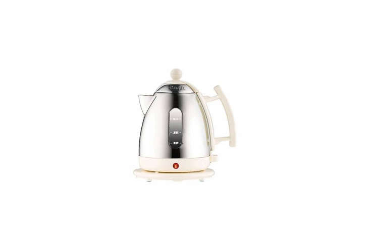 the electric dualit \1 litre jug kettle in canvas white (also available in blac 24