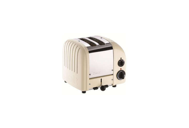the dualit new generation classic two slice toaster comes in \1\1 colors, inclu 25