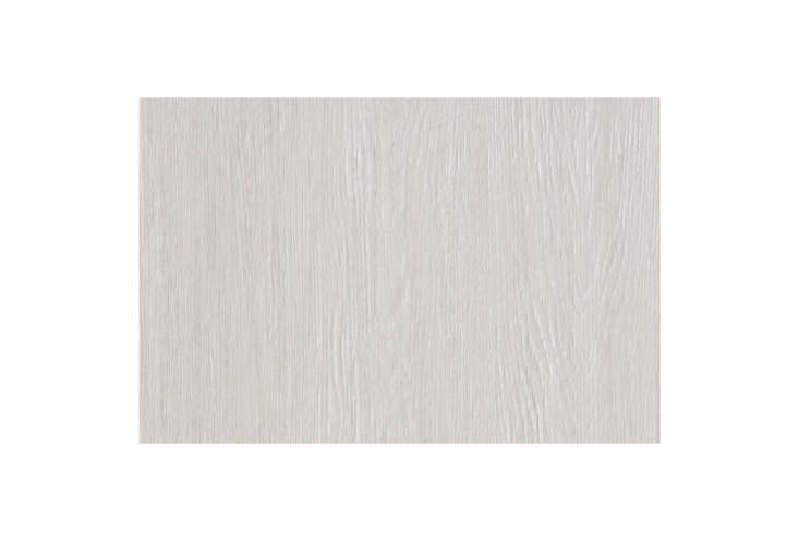 another surprise is the floor: what looks like whitewashed wood is actually whi 16