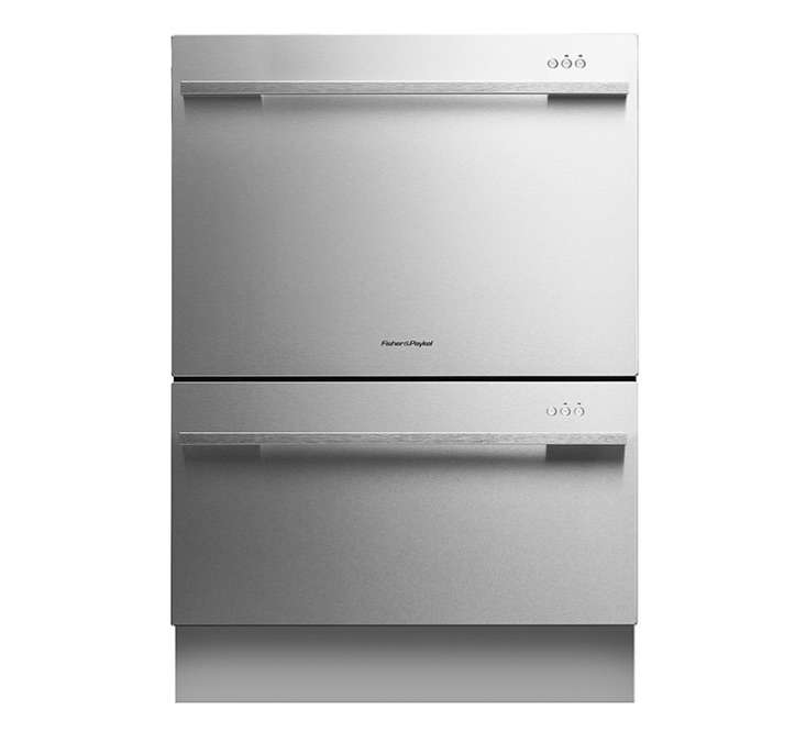 fisher paykel tall double dish drawer