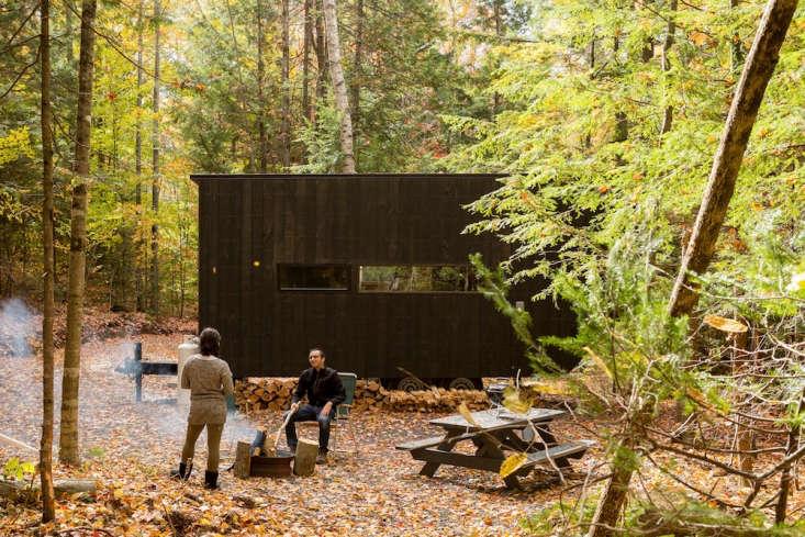 getaway cabin boston exterior wood bearwalk 1