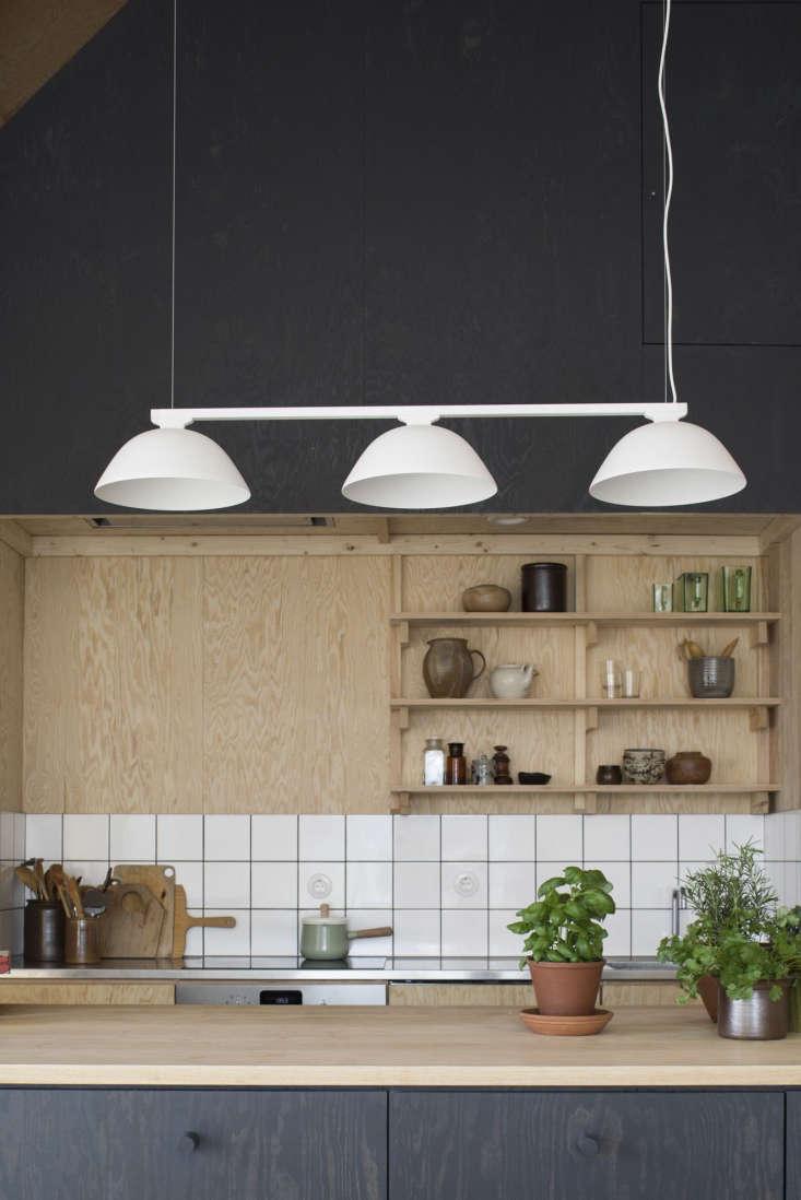 house for mother plywood open shelves kitchen forstberg ling 4