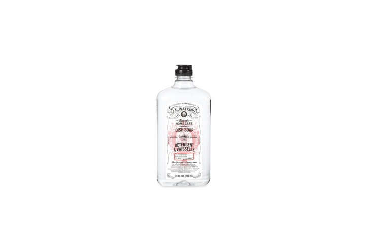 j. r. watkins dish soap in grapefruit is ehrlich&#8\2\17;s choice; \$9.09 o 24