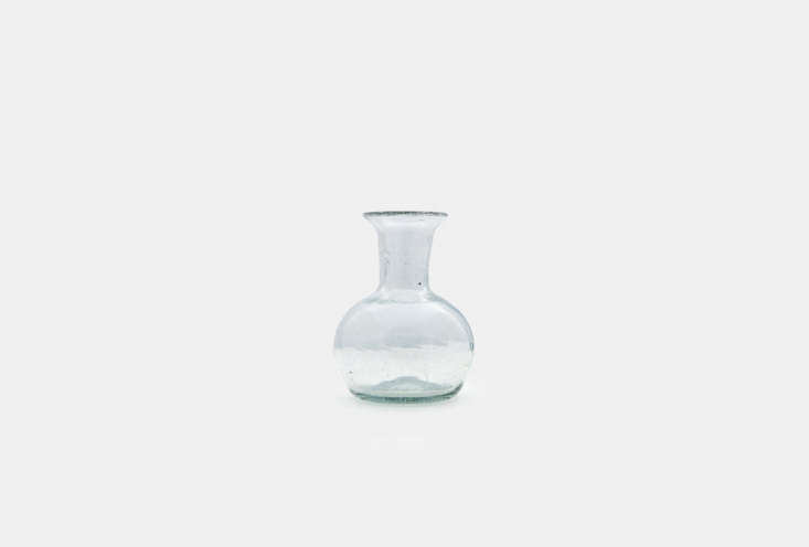 the blown glasspiccola vase is \$\20 at hpf christopher. 13