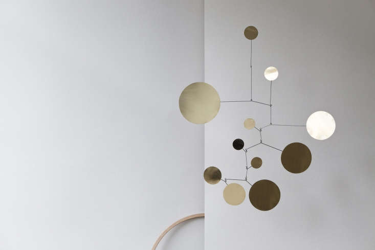 brass dots is \$\270.\14. on request, the couple will make mixed material mobil 14