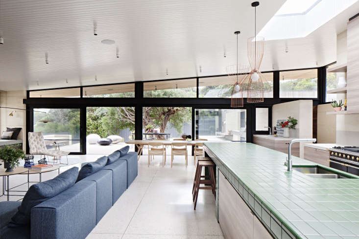 designed as a gathering place for a multigenerational family and their many gue 9
