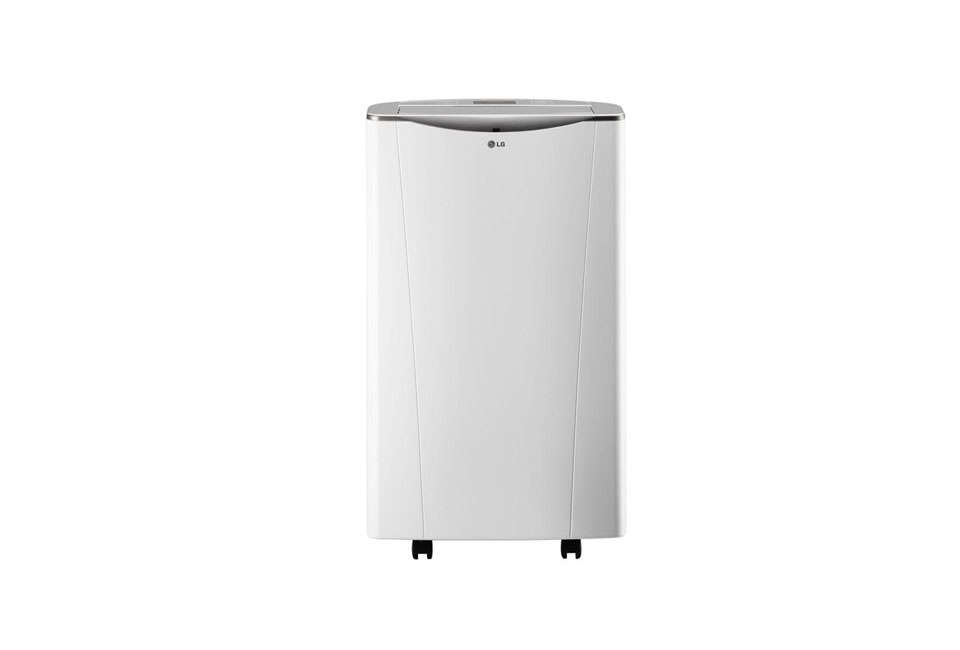 Rated at ,000 BTUs, the LG Smart Portable Air Conditionercan cool a space as big as 500 square feet; it&#8