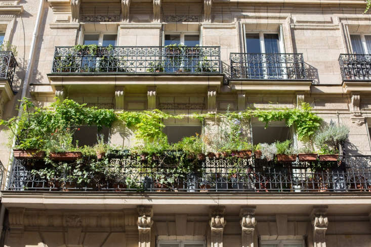 &#8\2\20;how a parisian balcony should look: a graceful filigree railing se 9