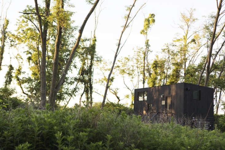 pp getaway new york outdoor pop up cabin prefab 1