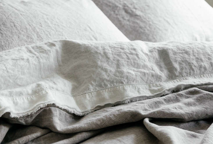 Photograph fromNew from Saphyr: Soft-Washed French Linen Basics.