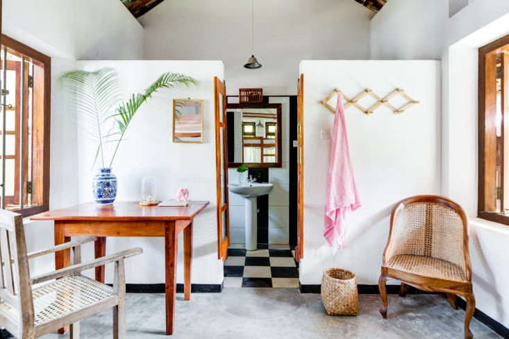 our favorite of the guest rooms calls to mind a domestic portrait by danish mas 23