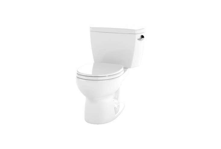 thetoto drake round \2 piece toiletis the longest model on our list (\28.5  14