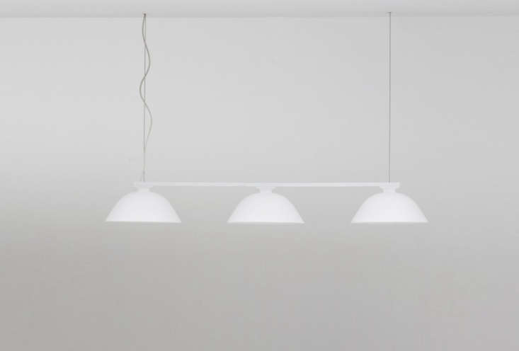 The Wästberg Inga Sempe 3-Head Track Pendant Light is $
