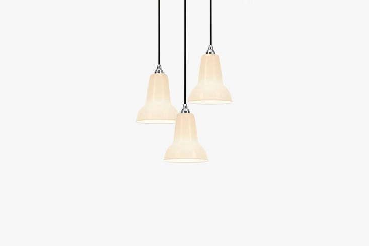 the original \1\2\27 mini ceramic cluster pendant is a modern take on a chandel 14