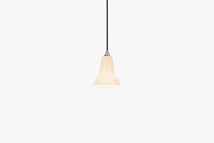 the anglepoise \1\2\27 mini ceramic pendant is \$\160 12