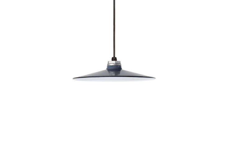 Steal This Look A Piggery Turned Kitchen Custom Larder Included The Barn Light Electric Conoco Draftsman Porcelain Pendant Light is \$\184 for a \1\2 inch shade.