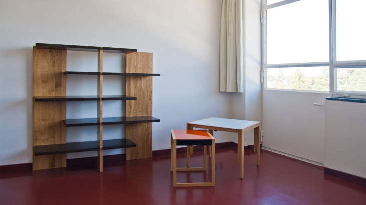 11 HostelStyle Lodges for the New International Nomad Student and professor studios at the Bauhaus Dessau were furnished with designs by members of the faculty: the intention was to introduce hardworking, industrial edged furnishings to humble student quarters.The campus is now a museum and a hotel of sorts: \28 restored dorm rooms are now available for overnight stays.