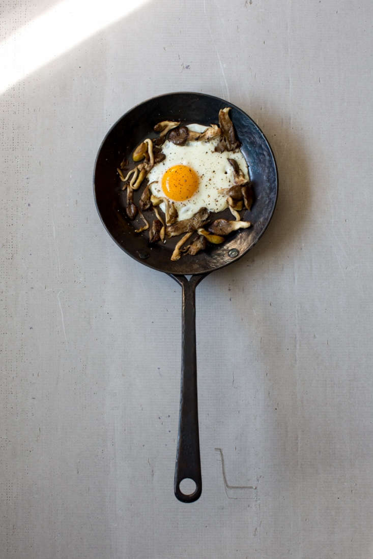 Cast Iron Skillet by Blanc Creatives