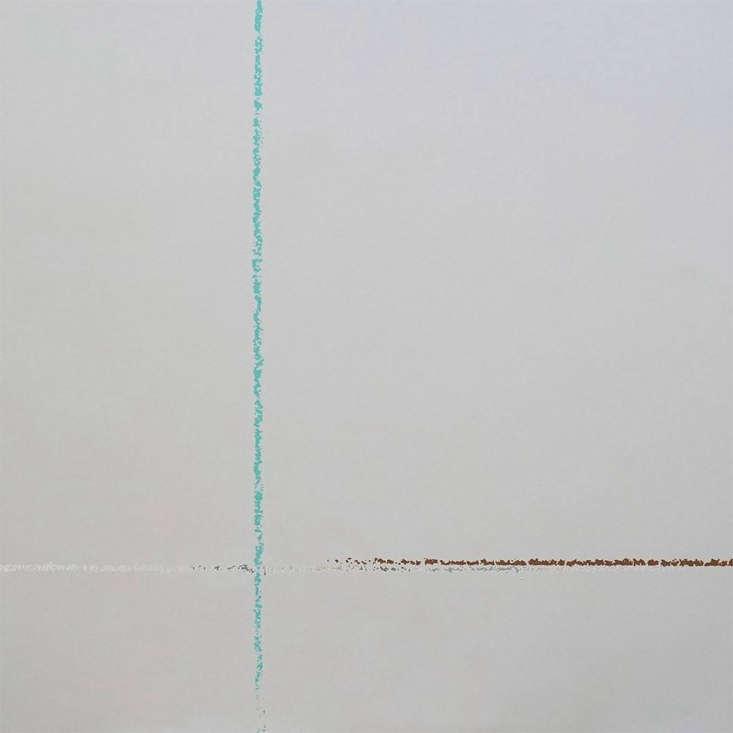 the mira & miloš pepermint wallpaper, \$3\2 per square foot at the future  10