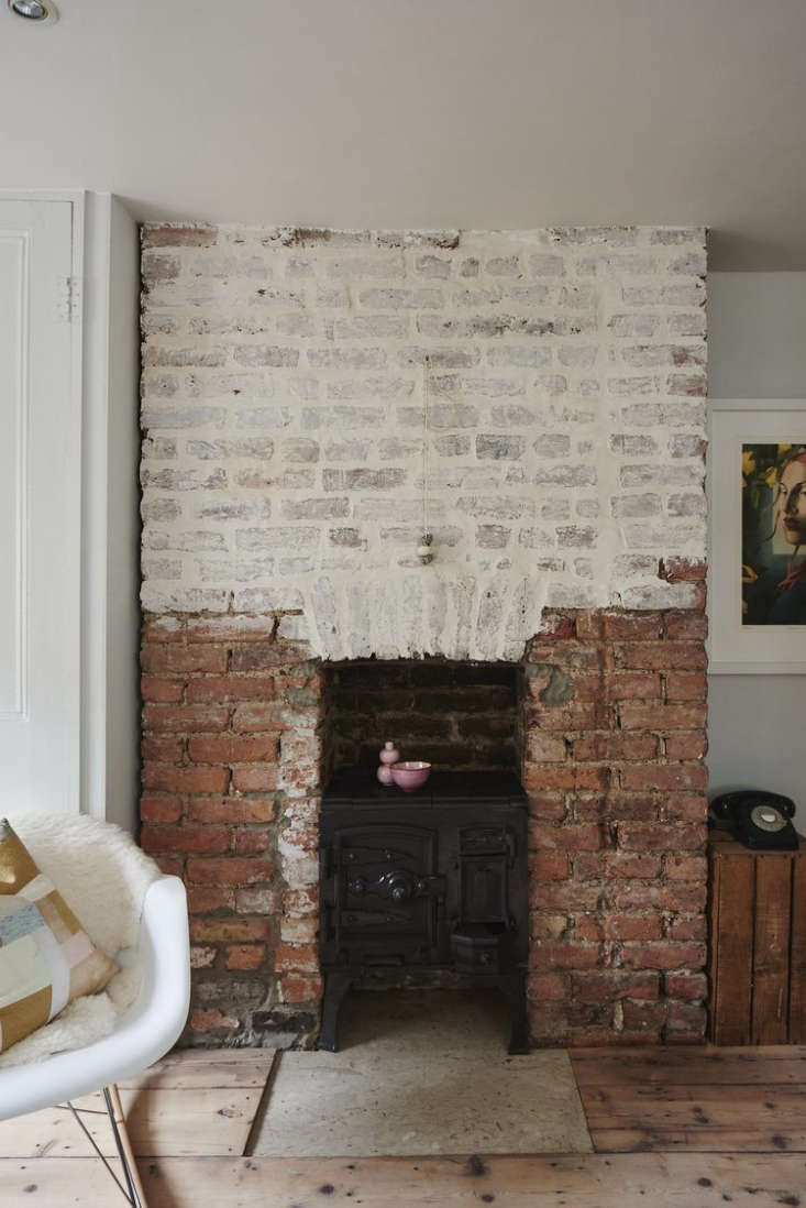 the fireplace in the victorian terrace house in peckham rye that cassandra once 10