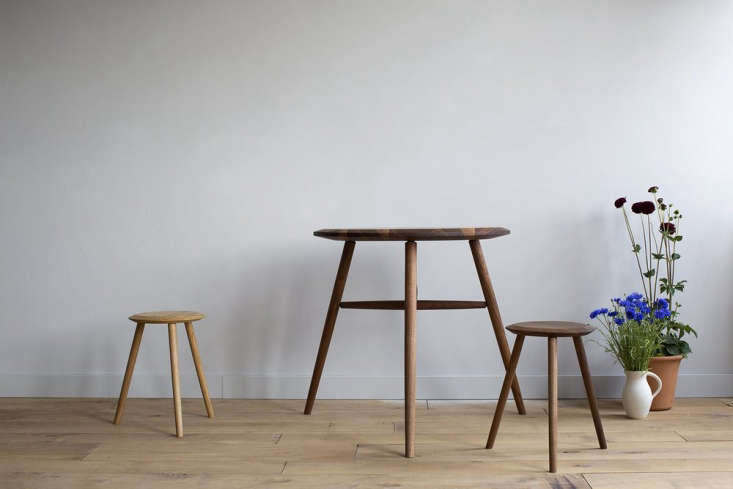 Stools throughout the bedroom are Cassandra Ellis&#8