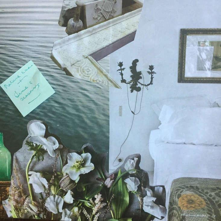 sticky notes prove useful.photograph courtesy of cassandra ellis. 14