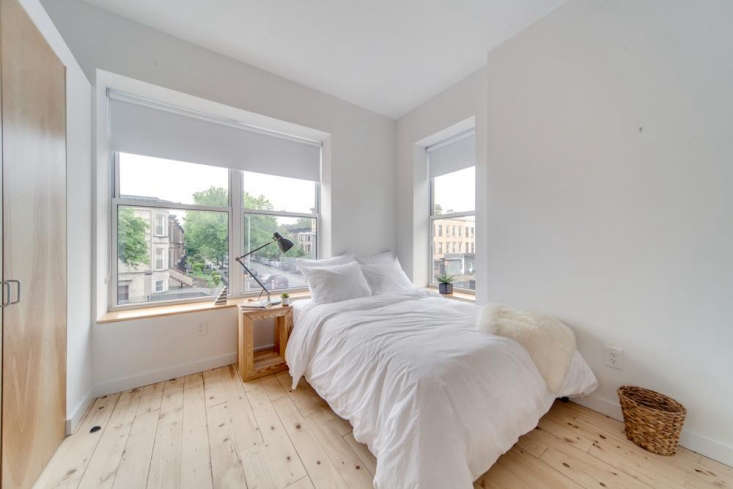 sparse rooms, like this one at an nyc common location, could be seen as plain� 10