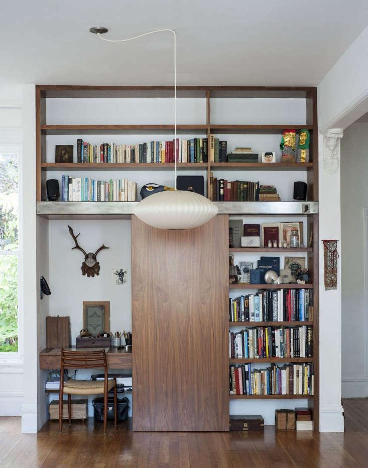 dagmar daley&#8\2\17;s hidden desk. photograph by matthew williams 12