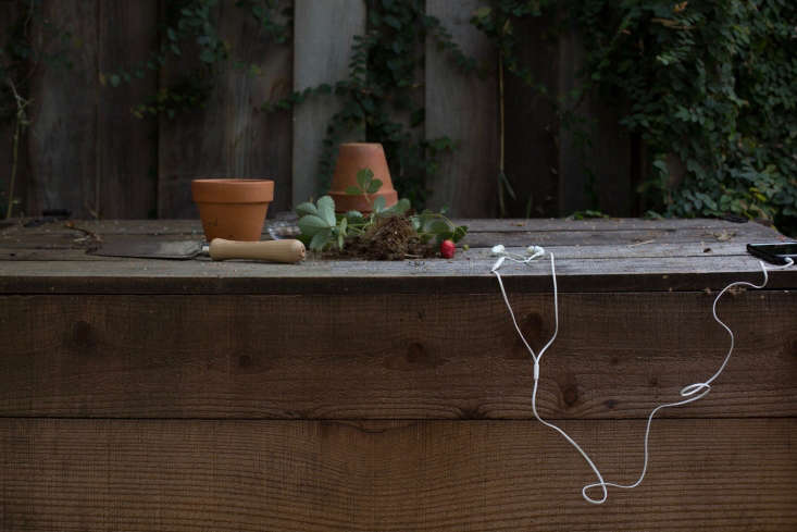 should we unplug in nature, or turn our backyards into multimedia hubs? michell 9