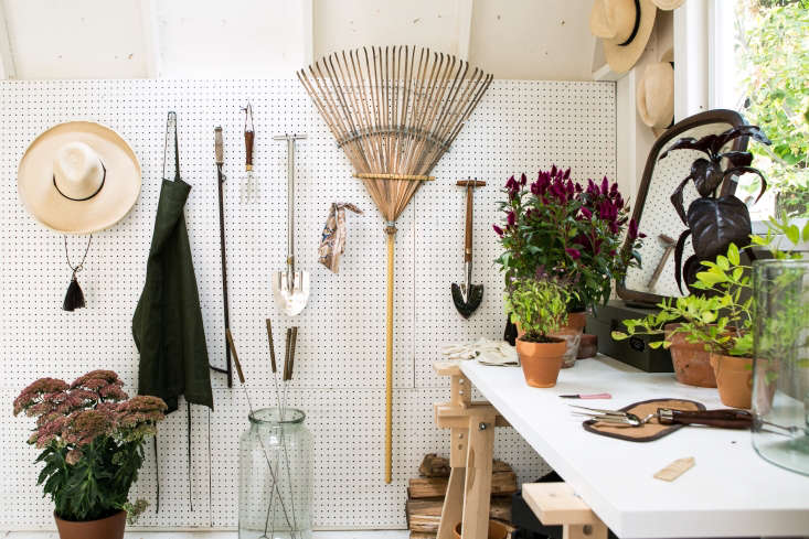 Trending on Gardenista Design Secrets A look inside the toolshed of a design editor: SeeBefore & After: A Garden Makeover in Michigan for Editor Michelle Adams.
