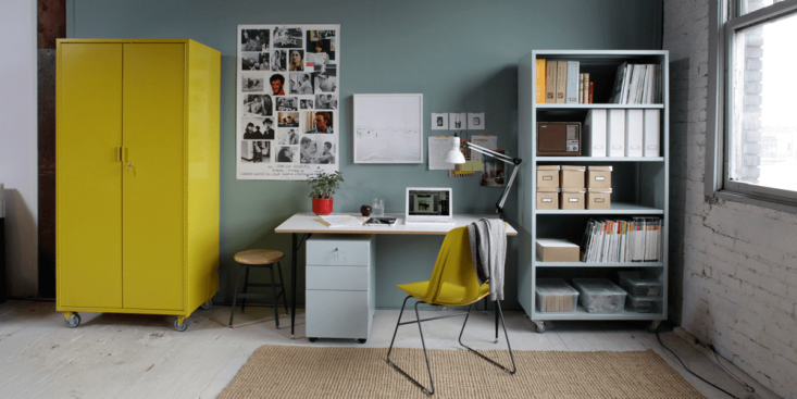 heartwork offers two lines of bookcases in a variety of styles and colors, incl 9