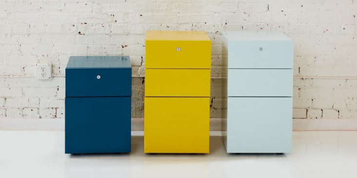 themobile pedestals are tidy, discrete under desk storage solutions and are a 13