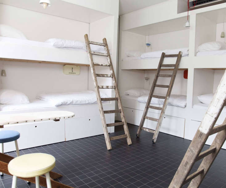 11 HostelStyle Lodges for the New International Nomad Hello I&#8\2\17;m Local is a hostel in Haarlem, the Netherlands, with a dozen rooms ranging from doubles to dorms, all done up in new and vintage Dutch designs. The Tante Leen Room is equipped with four bunkbeds. See more inA Quirky Hotel in the Netherlands with Dozens of Ideas to Steal.