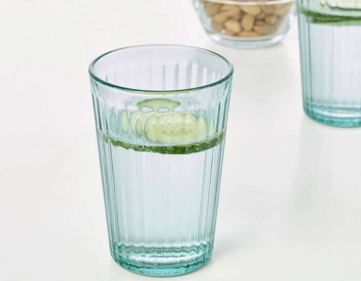 Kallana -ounce glasses are made of green tempered glass, so they&#8