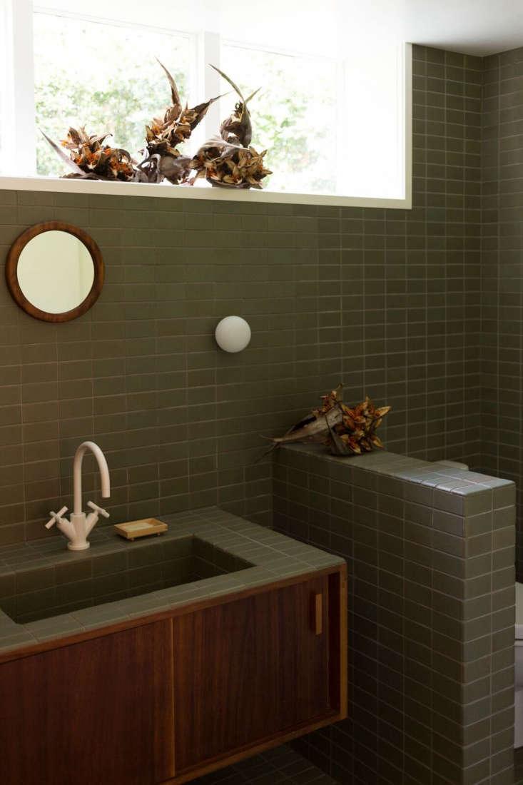 The tile is Heath Ceramics