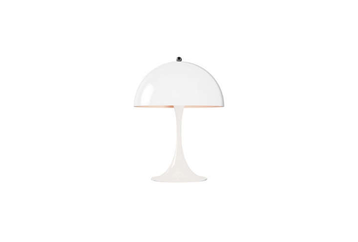 The Louis Poulsen Panthella Table Lamp is $644.30 at YLighting.