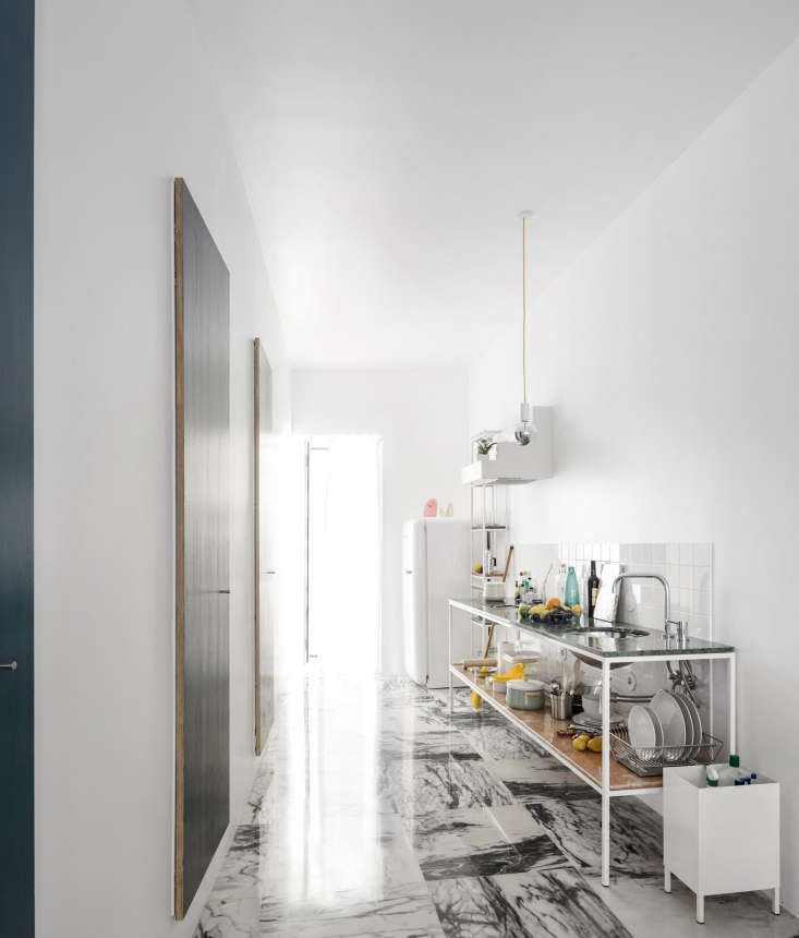 The flooring is 