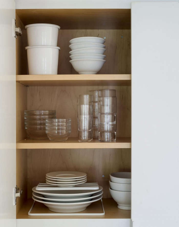 Be honest about the number of dishes you need: Don&#8