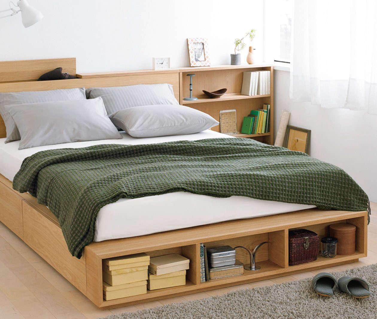 4 Easy Pieces: Storage Beds - Remodelista