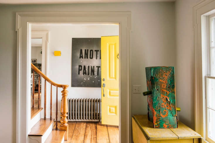 curiouser and curiouser. the house belongs to a manhattan couple who use it as  10
