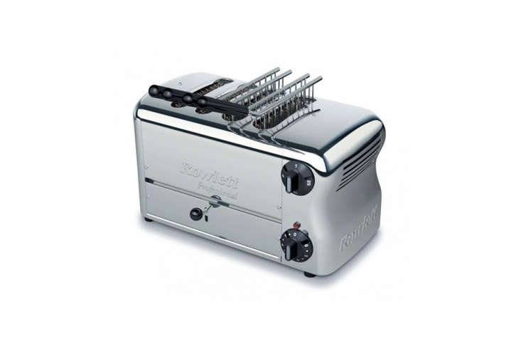Object of Desire Handmade Rowlett Toasters from the UK The Rowlett Esprit Four Slice Toaster is \$\279 through Fruugo.