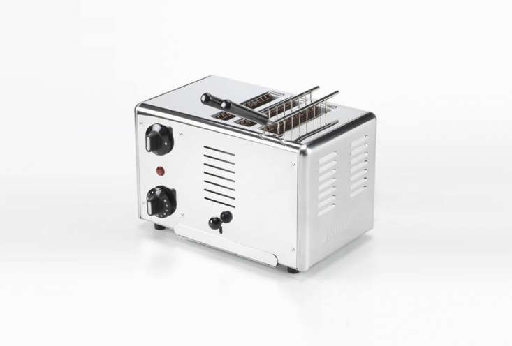 Object of Desire Handmade Rowlett Toasters from the UK The Rowlett Rutland Three Slice Toaster with Sandwich Toaster Slot is £\2\15 from Borough Kitchen.