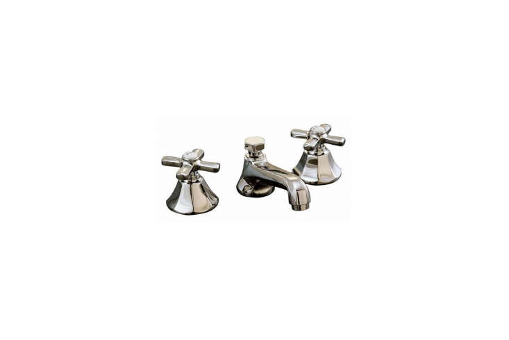 the strom plumbing mississippi widespread sink faucet set starts at \$436.50 at 18