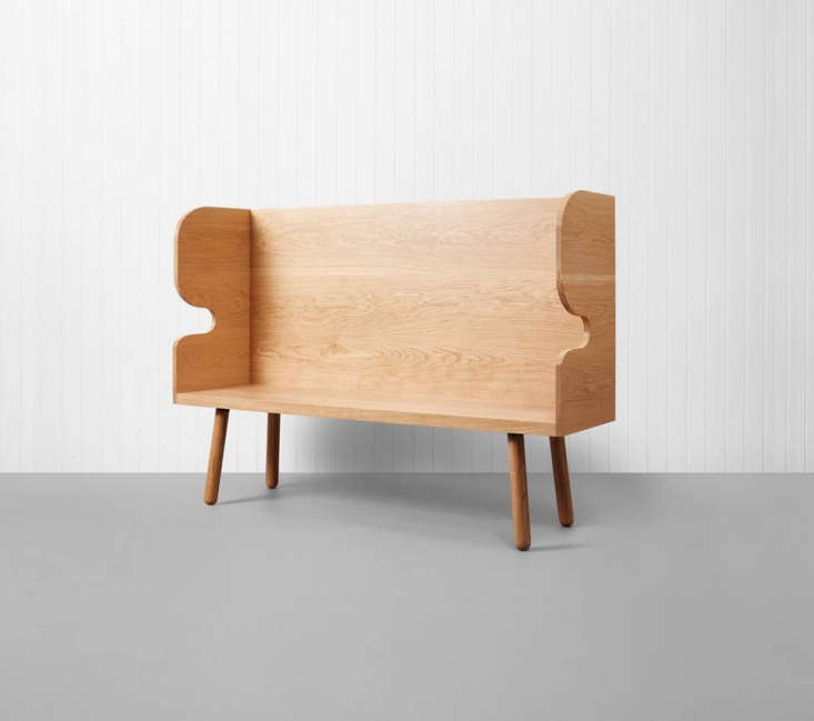 Designers are paying homage to traditional, artisan-made furniture with a primitive appeal; see Ed Clay's Marolles Chair and Sue Skeen's furniture (shown) for the New Craftsmen.