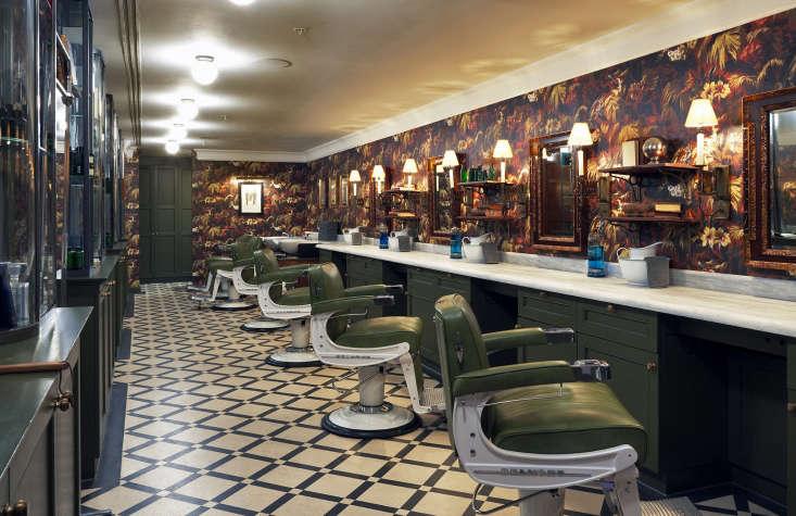 the old school ned&#8\2\17;s barbershop is a &#8\2\20;speakeasy style b 25