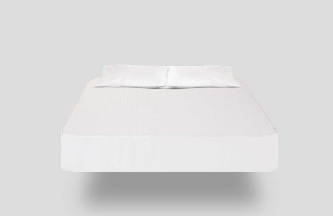 The Tuck mattress is made of a balance of foam, latex, and coils. After you take the Tuck Sleep Test, your mattress is customized according to your height, weight, sleep position, likeliness to wake up at night, and other factors. The Tuck Mattress is $990 for a queen.