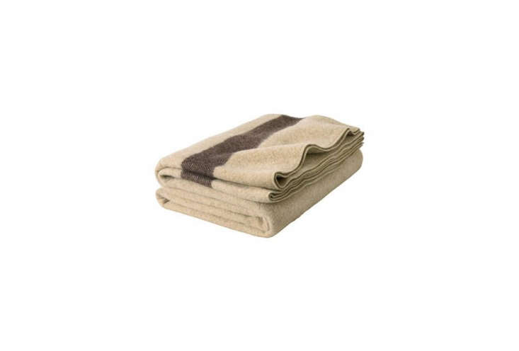 as an alternative to the custom blankets studio tack and woolrich created for t 23