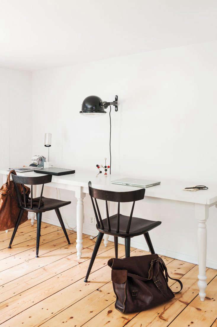 workstead partner&#8\2\17;s desk in gallatin, new york. 9